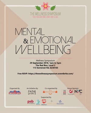 The Wellness Symposium 2018