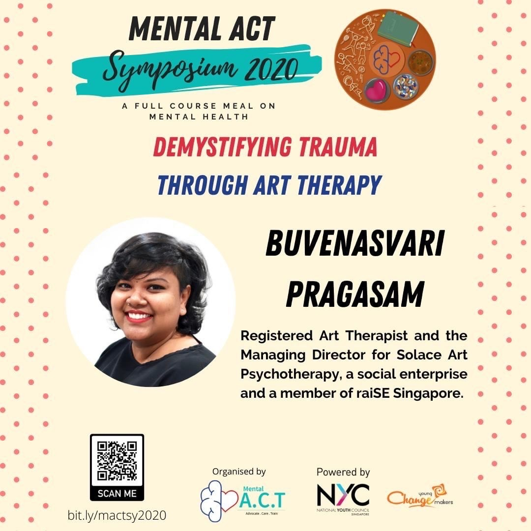 Demystifying Trauma through Art Therapy