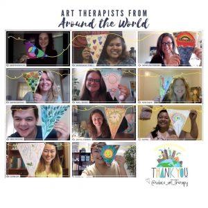 International Art Therapists Meetup Solace