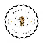 best in singapore logo badge award