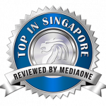 Top in Singapore Award Logo