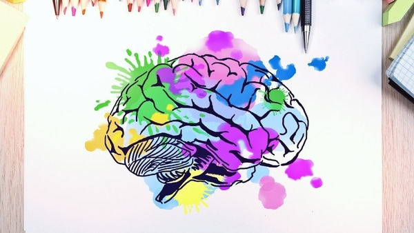 Brain during Art Therapy