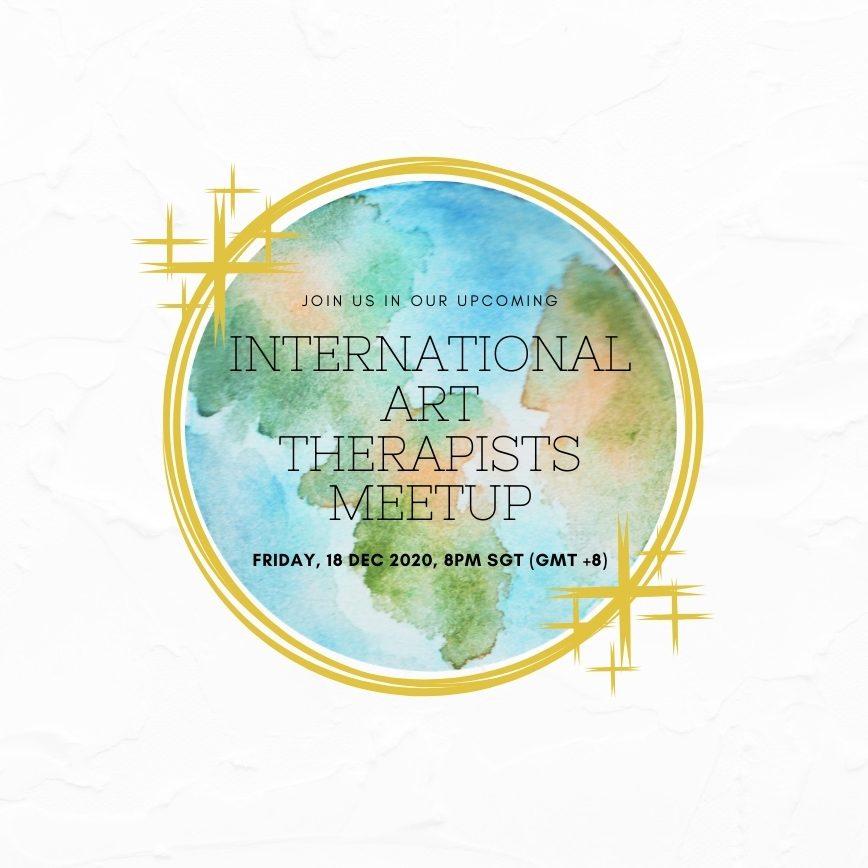 Solace International Art Therapists Meetup