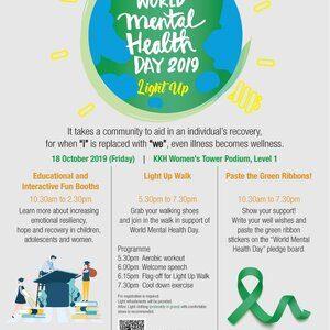 World Mental Health Day 2019 by KK Women's and Children's Hospital - Oct 18, 2019-1